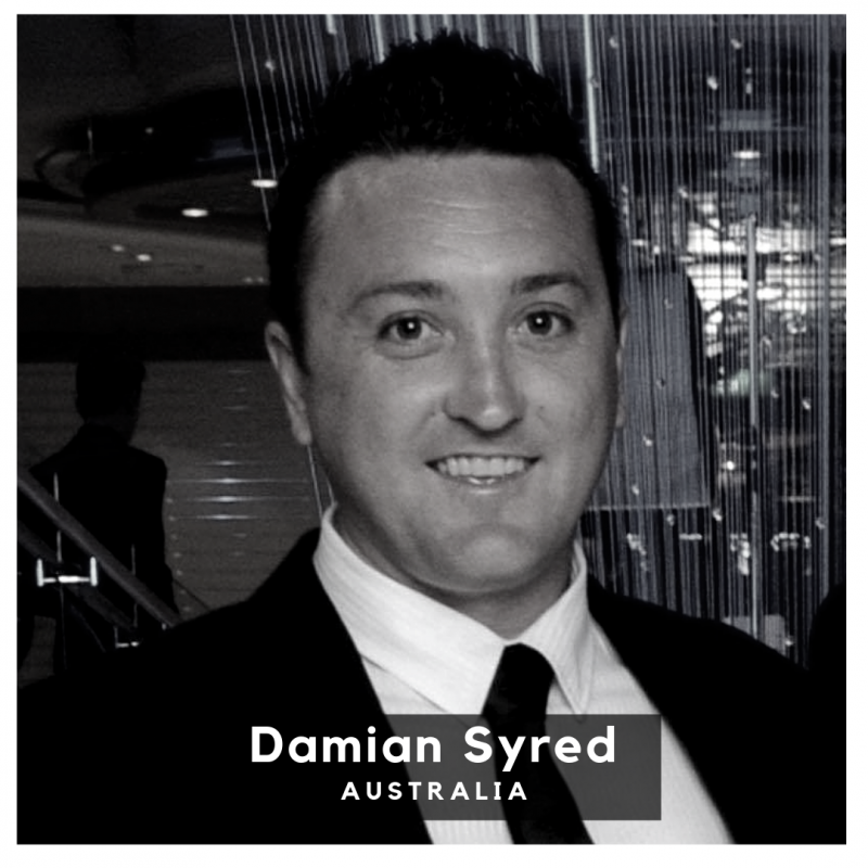 Damian Syred Circus Royale