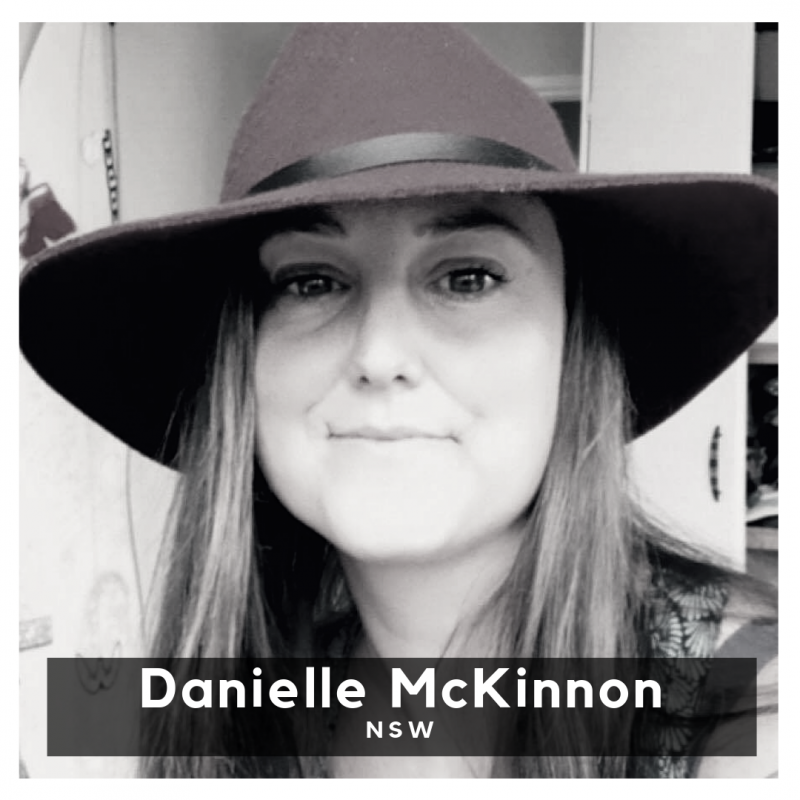 Danielle (Missy) McKinnon is a physical theatre practitioner with over 15 years